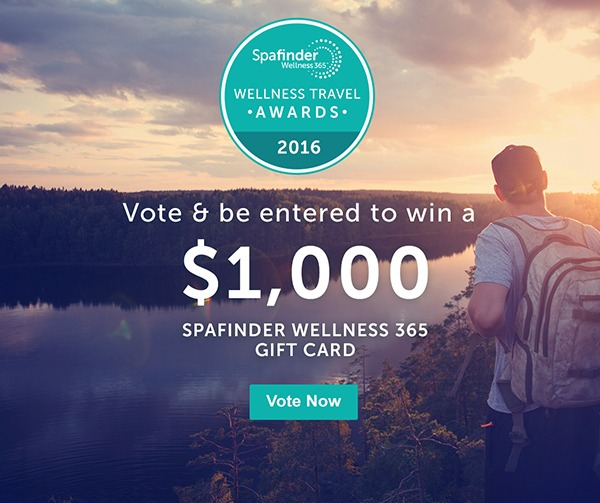Wellness Travel Awards